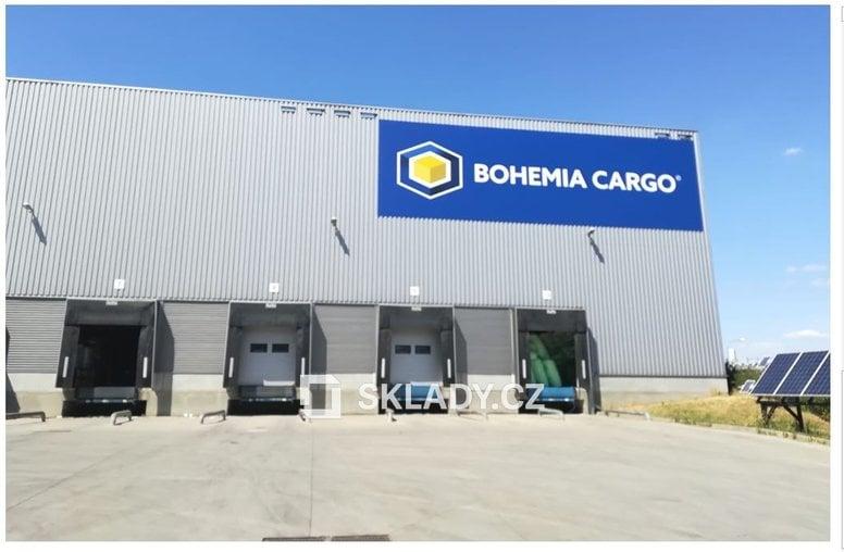 Cargo - Hostivař - vjezdy