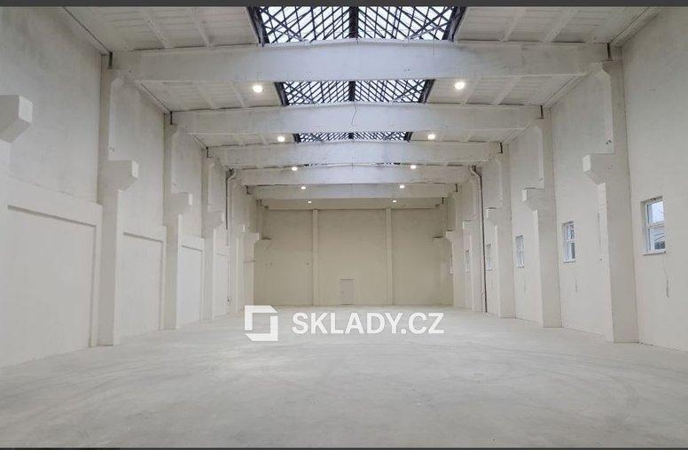 ZB Real 750 m2 sklad
