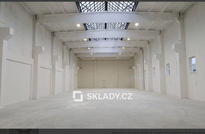 ZB REAL 750 m2- sklad