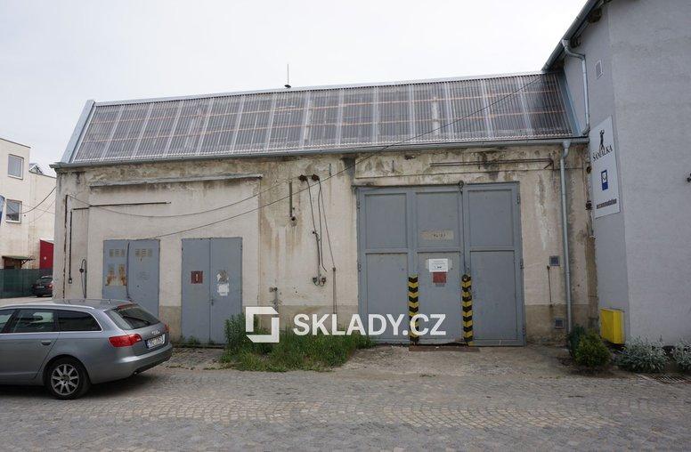 Brno - skladové prostory