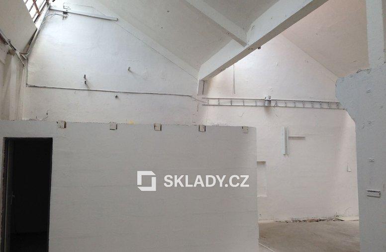 Brno - skladové prostory - 262.