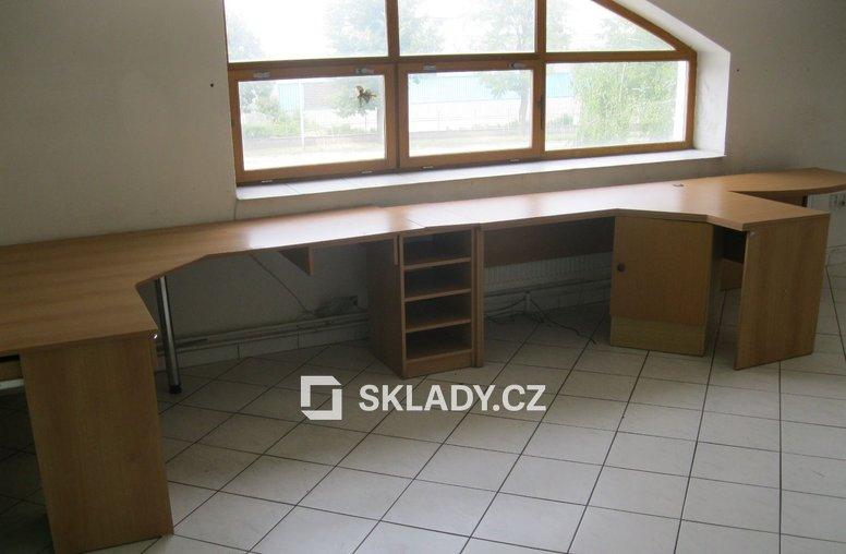 Slavkov - skladová hala