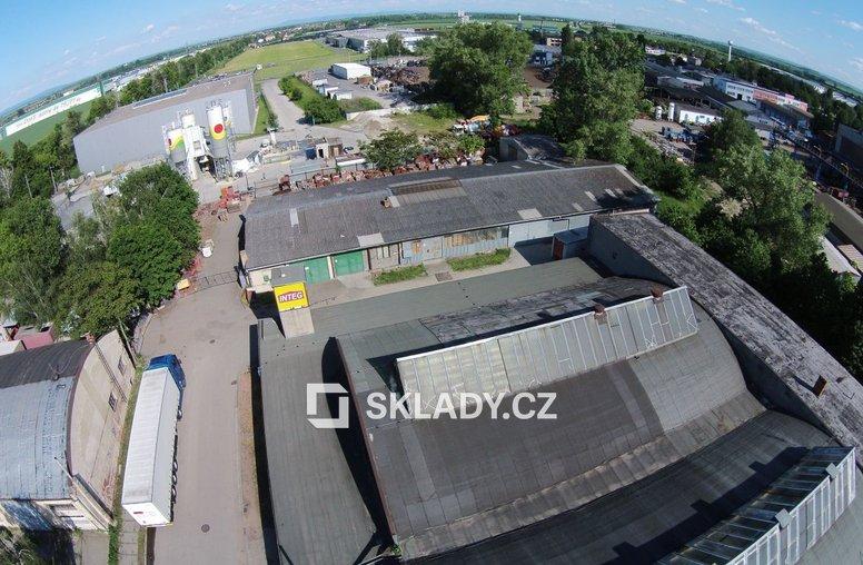 Prostějov - sklad 576 m2