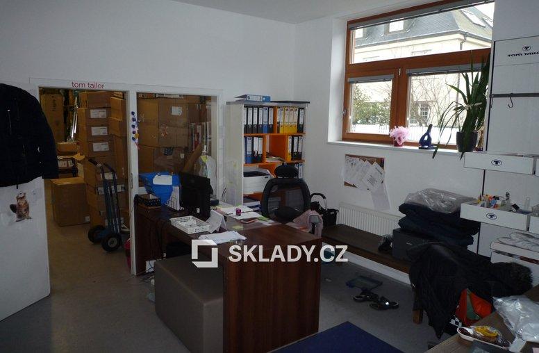 Skladové prostory - Kobylisy