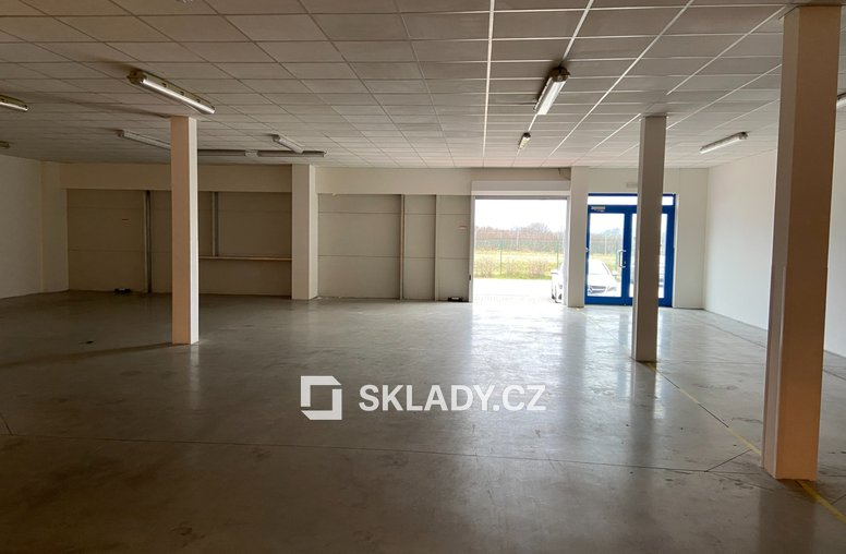 Skladová hala - Zličín (2)