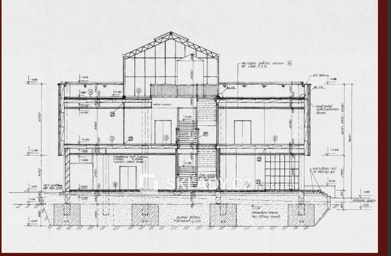 Chomutov layout