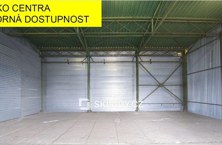 Big box - sklad 124 m2