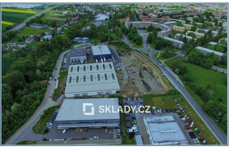 Ostrava plánek
