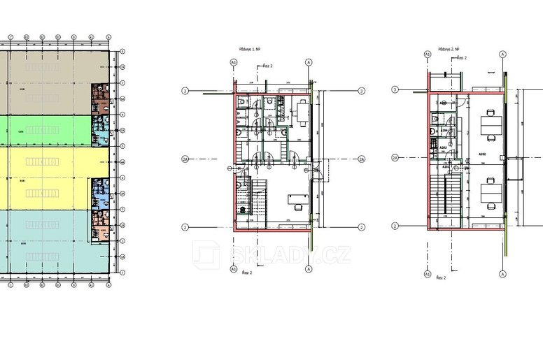 Ostrava layout