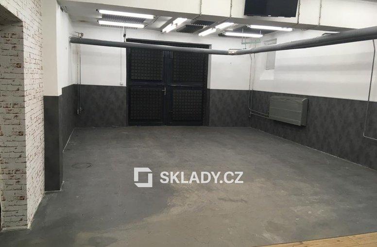 Showroom 60 m2