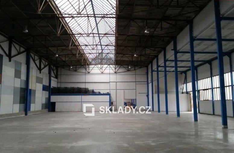 Dětenice -1 200 m2 -Nový