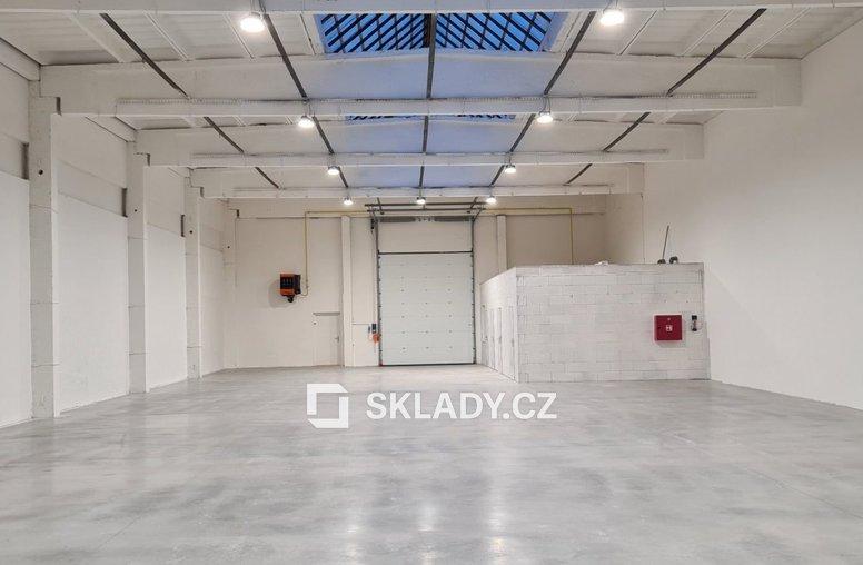 900 m2 - Hala - Židenice