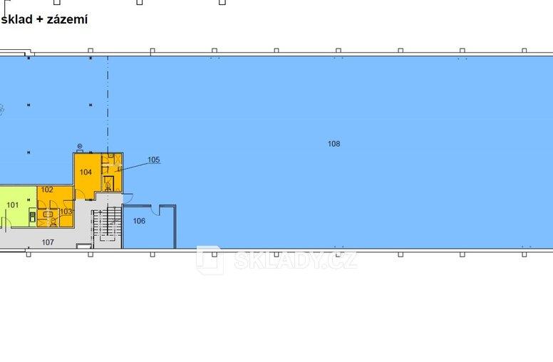 Layout - 1200 m2