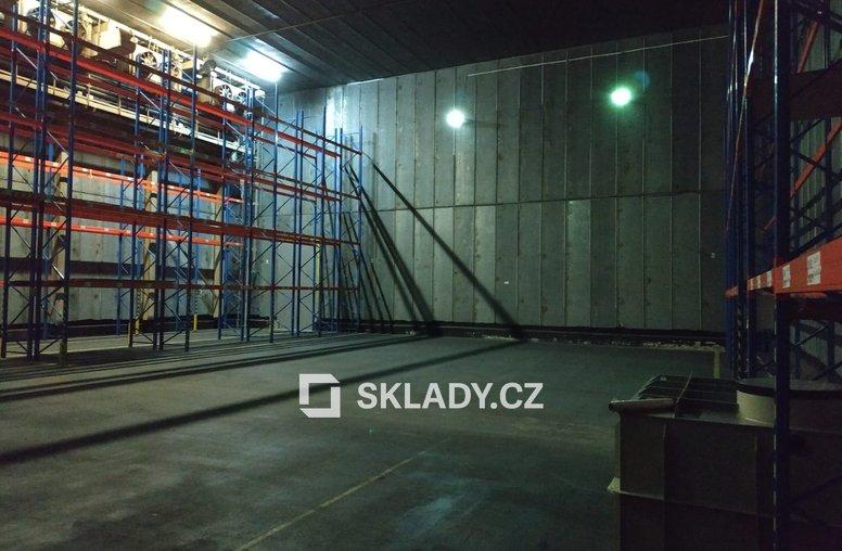 eský Brod - Skladový areál