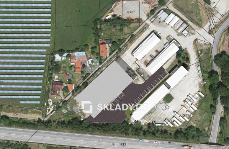 Skladové prostory 2 600 m2 (2)
