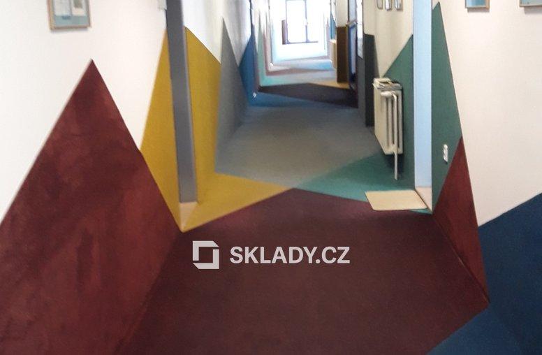 Kancelářské místnosti v budově A o ploše 30 – 31m2 (1)