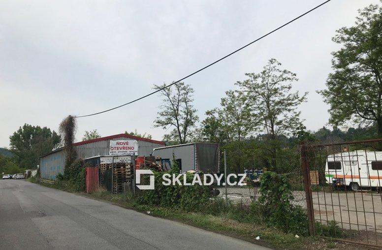 Skladové prostory - Zbraslav
