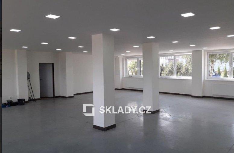 Dětenice 152 m2 sklad