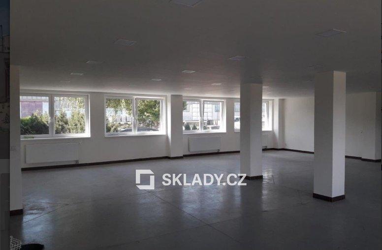 Dětenice 152 m2 -  skladové prostory