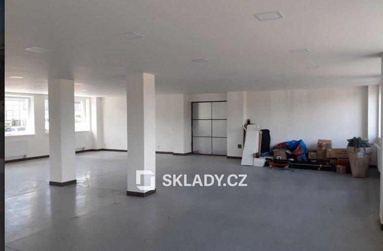 Dětenice 152 m2 -  sklad,