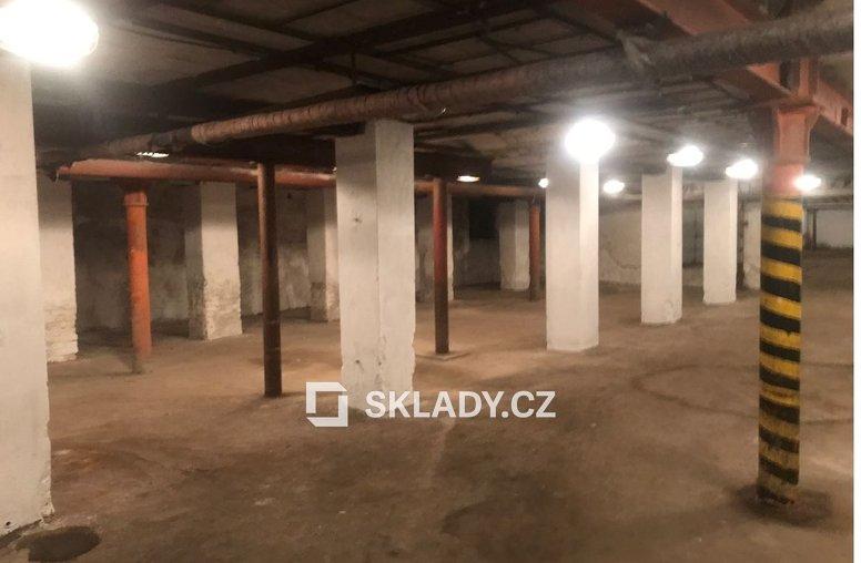 stí nad Labem - skladové prostory