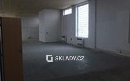 Pronájem, Sklady - Horní Počernice