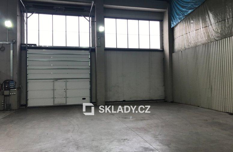 Skladové prostory 1350 m2 - Horní Počernice (3)