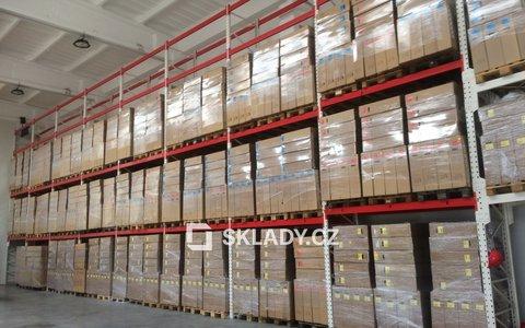 Logistické služby - Těšovice