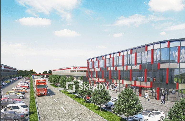 P3 Park Bratislava Airport