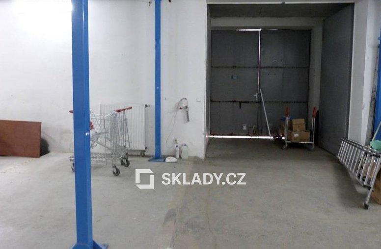 Skladové prostory - Praha 4