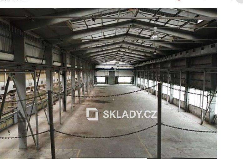 skladové prostory 1 900 m2