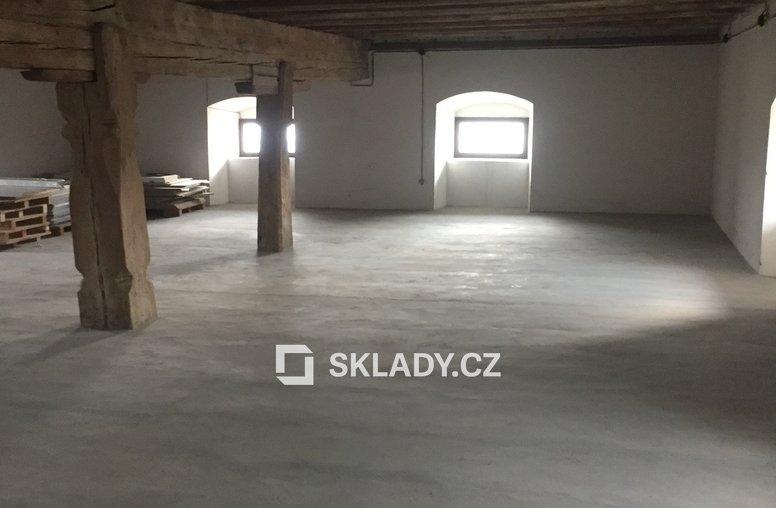 Skladové prostory - Rajhradice