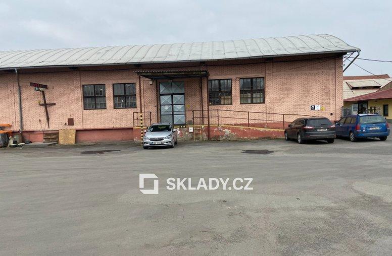 Sklad 2 000 m2 - Vojkovice