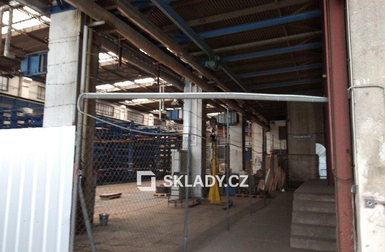 Skladové či výrobní haly - Chotěboř (2)