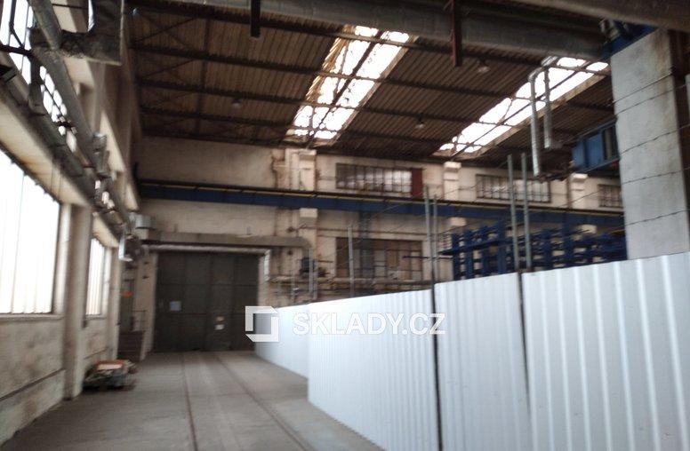 Skladové či výrobní haly - Chotěboř (3)