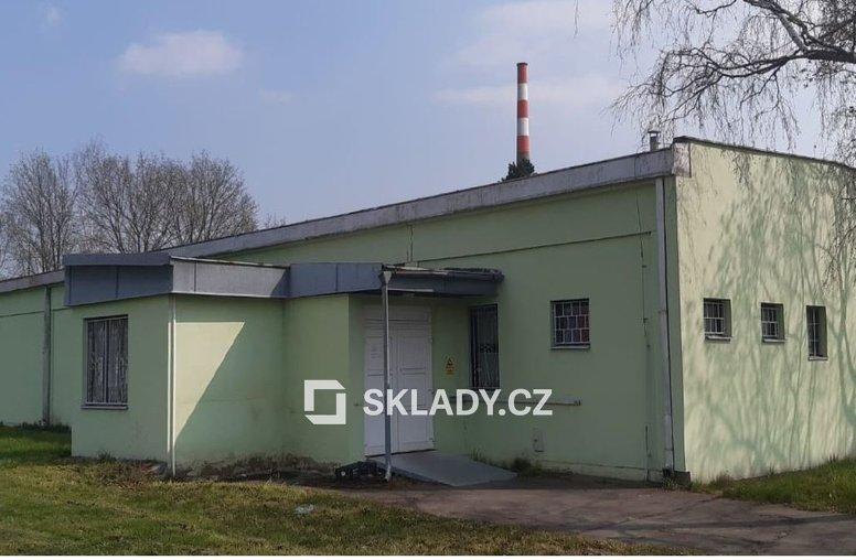 skladová hala 155 m2 - Horní Počernice