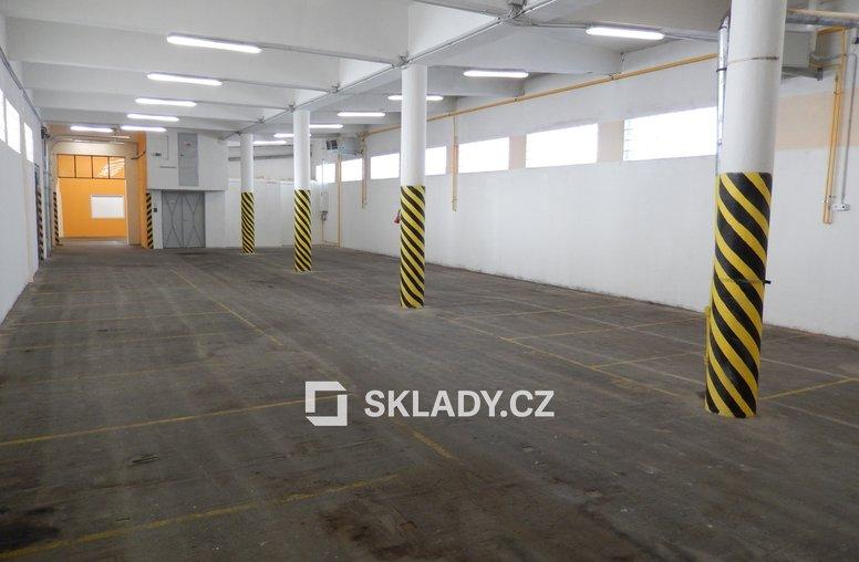780 m2 - sklad - Jihlava