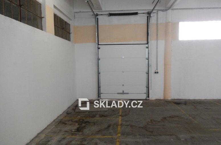 Sklad 780 m2 - Jihlava