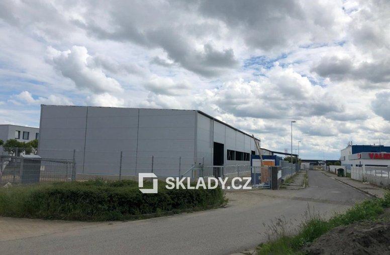 Hala 700 m2 - Mladá Boleslav