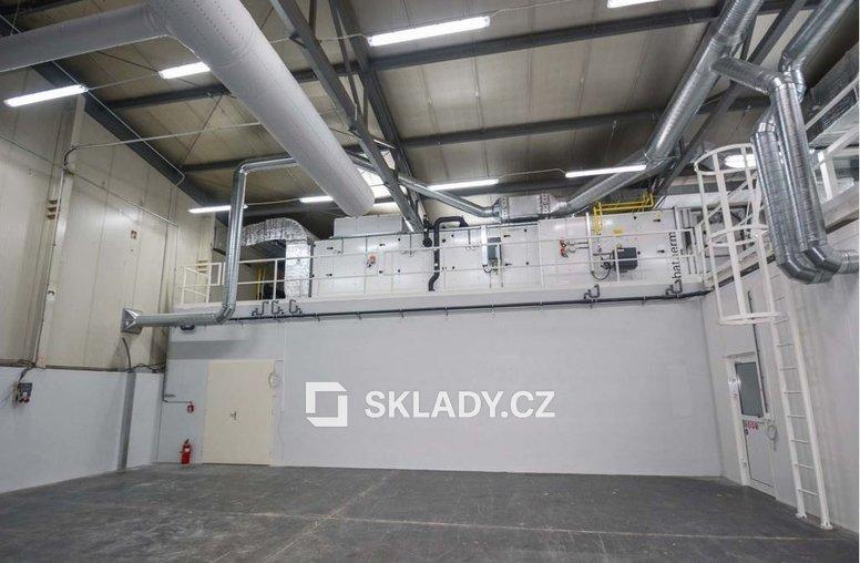 Hala 700 m2 - Mladá Boleslav..
