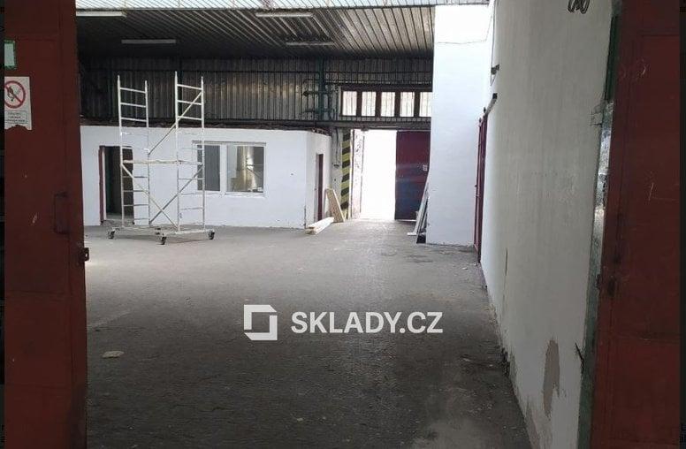 hala k pronájmu 790 m2 - Zvolen