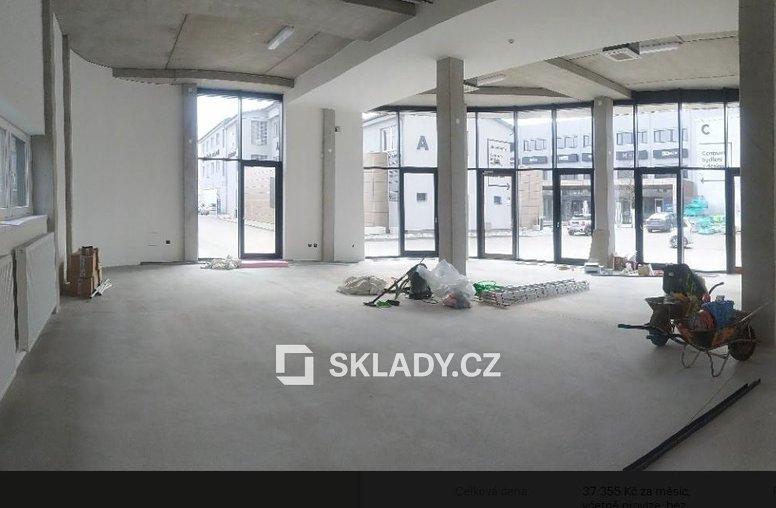 Showroom - Brno