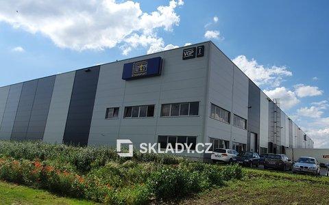 Sklad, logistické služby – Olomouc, 4500 EP