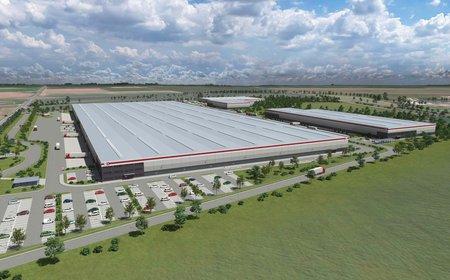 P3 na jaře zahájí největší spekulativní výstavbu: 60 000 m2 v P3 Lovosice. Vznikne tak její největší hala v ČR