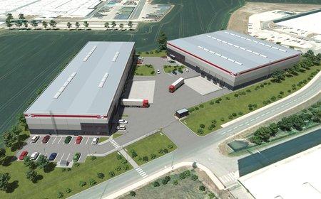 Pro zázemí dodavatelů Škody Auto staví P3 v Mladé Boleslavi dalších 23 000 m2