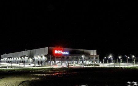 Moss logistics postavila v Hustopečích nové logistické centrum. Regály a manipulační techniku dodal Jungheinrich