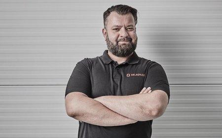 Logistika táhla zemi v době krize. Zásadní klienti budou z oblasti e-commerce, říká šéf společnosti sklady.cz