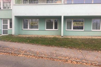 Pronájem, Kanceláře,nebytové prostory  85m² - Slaný, Ev.č.: 00239