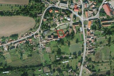 Prodej, Pozemky pro bydlení, 700 m² - Kamenný Most, Ev.č.: 00280