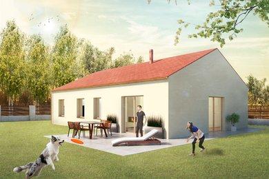 Prodej, Pozemky pro bydlení, 737 m² - Tuřany - Byseň, Ev.č.: 00281